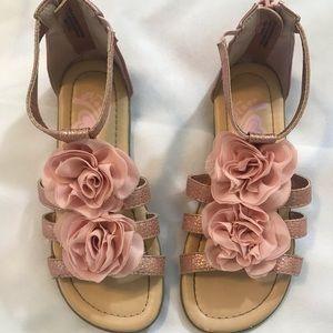 Children's Place Sandals Size 12